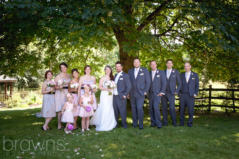 Maple Grove Guest House Wedding - Brawns Photography
